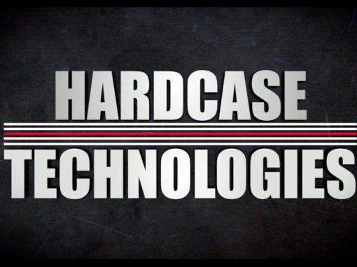 Hardcase Technologies Animation, Branding, Digital Art