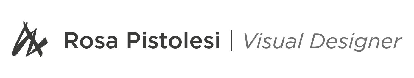 Rosa Pistolesi Visual Designer